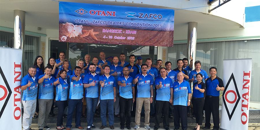 OTANI – ZAFCO Dealers Convention